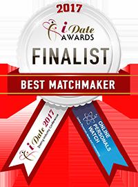 Finalist Best matchmaker 2017