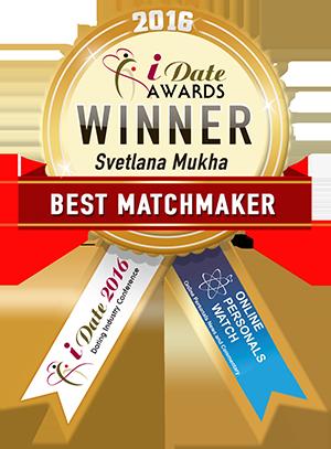 Winner Best matchmaker 2016