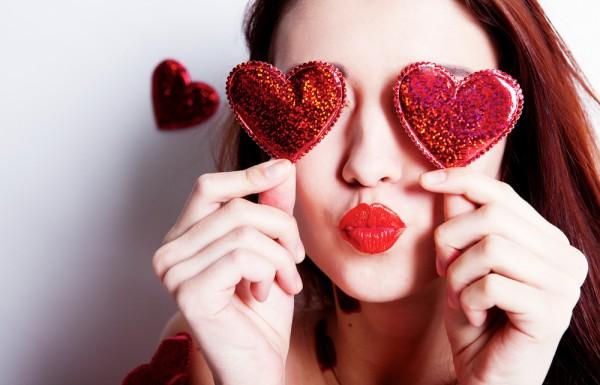 любовь во взгляде