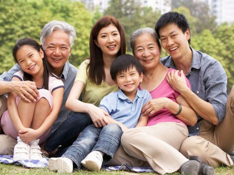 family-china