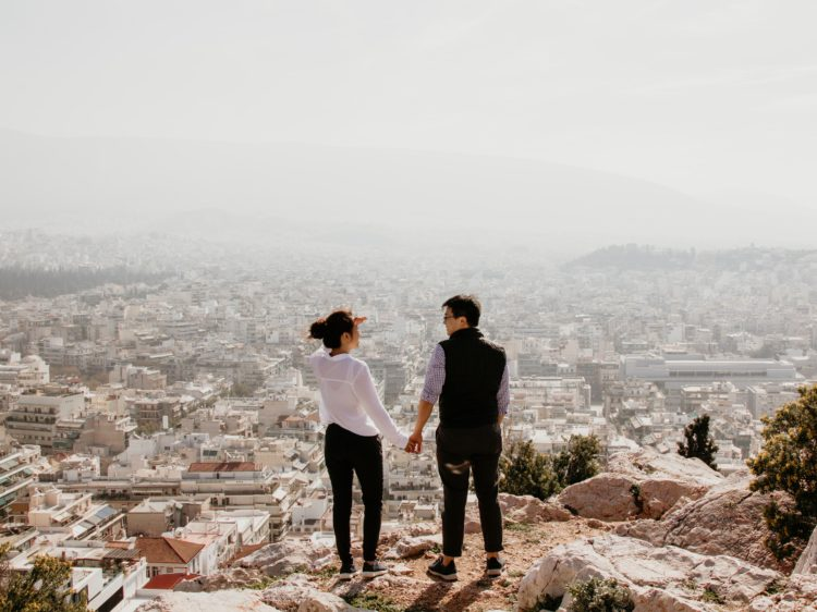 поездка с иностранцем